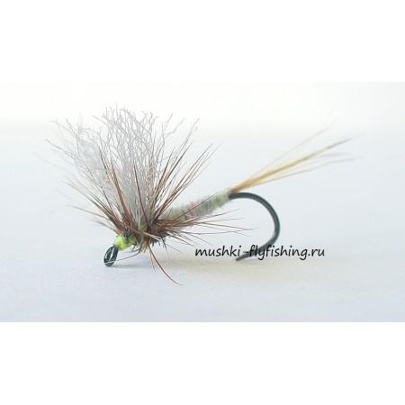 Adams mayfly dry wing