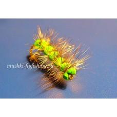 Caterpillar foam palmer fly