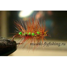 Caterpillar foam palmer fly F