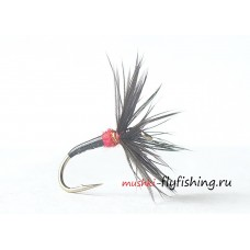 Kebari (black-red)