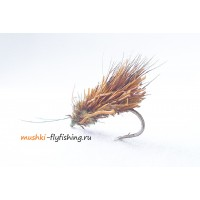 Caddisfly (deer hair)