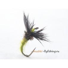 kebari dubbing-peacock