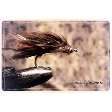 marabou streamer wing -F