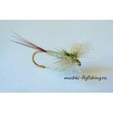 mayfly spent