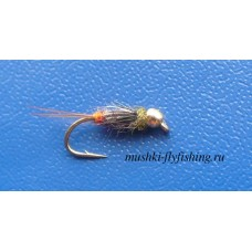 nymph mayflies-2 (bead head)