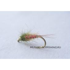nymph mayflies (bead head)