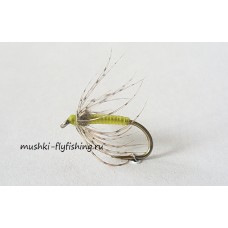 soft hackle partridge (vinil body)