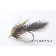 wet fly black tail