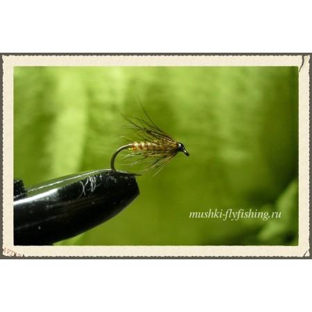 wet fly body vinyl rib